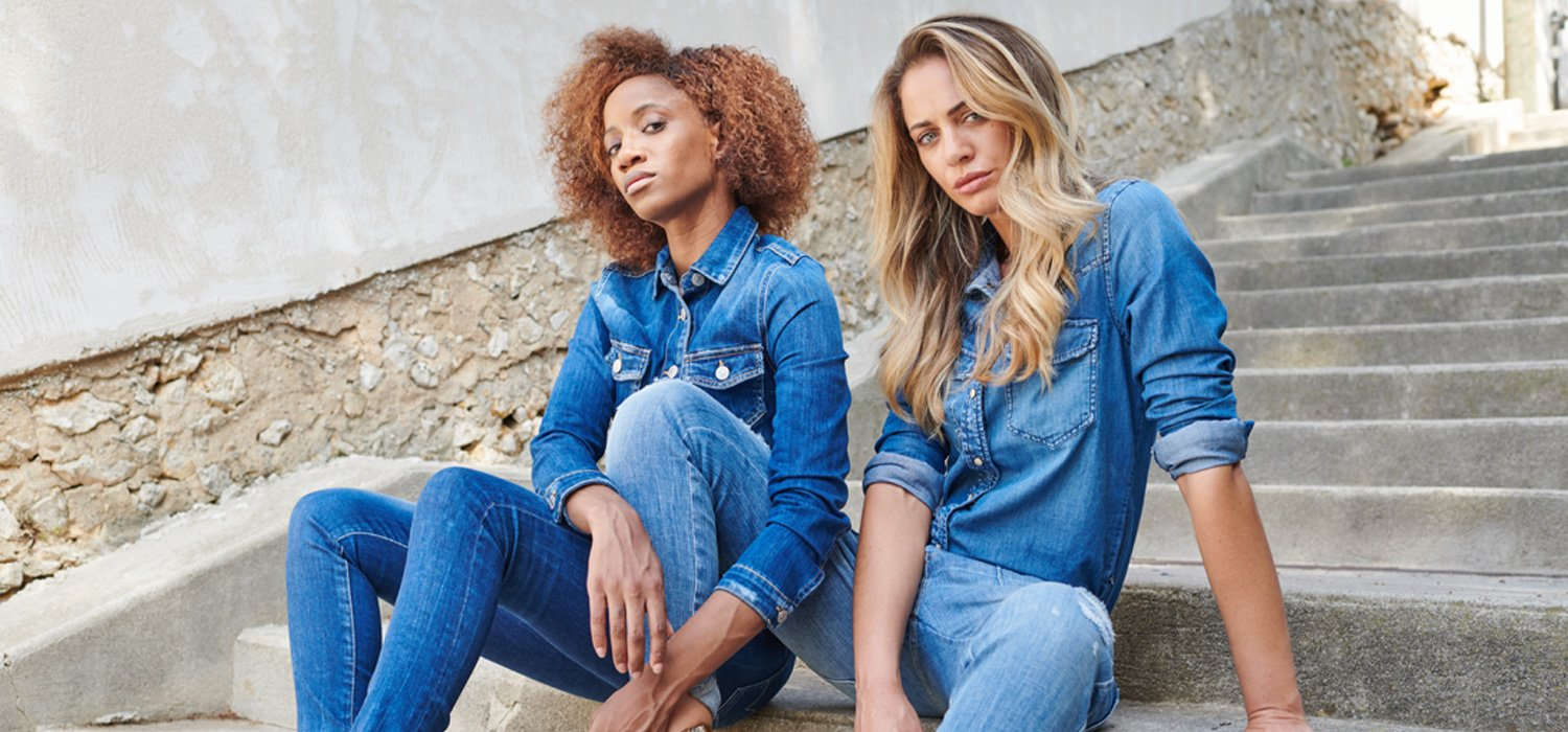Oser le total look jeans ?
