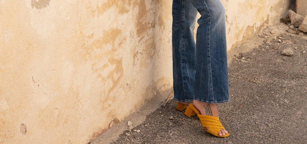 Qu'est-ce que le jean bootcut ?