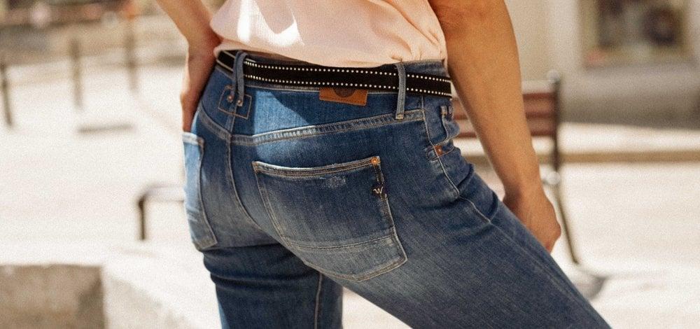 Quelle est la différence entre un jean boyfriend et un jean boyfit  ?