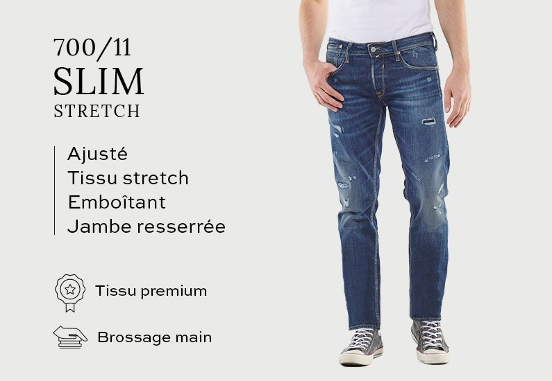 700/11 Slim Stretch
