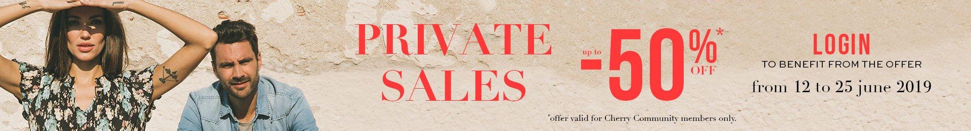 Private Sales
