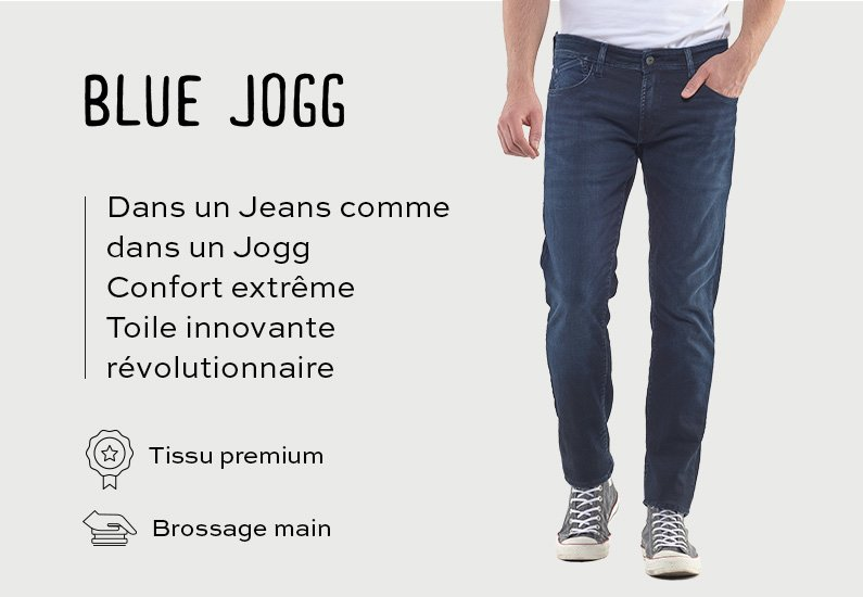 Blue Jogg
