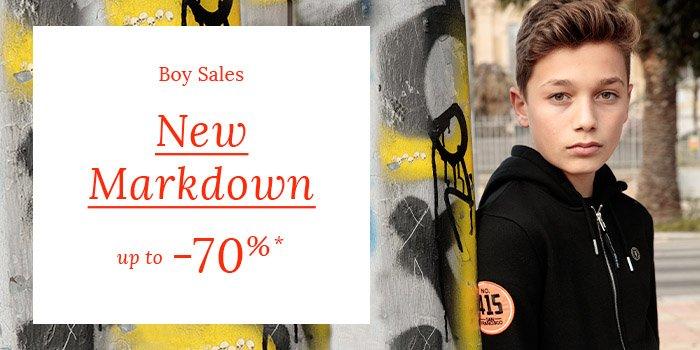 Sales Boy