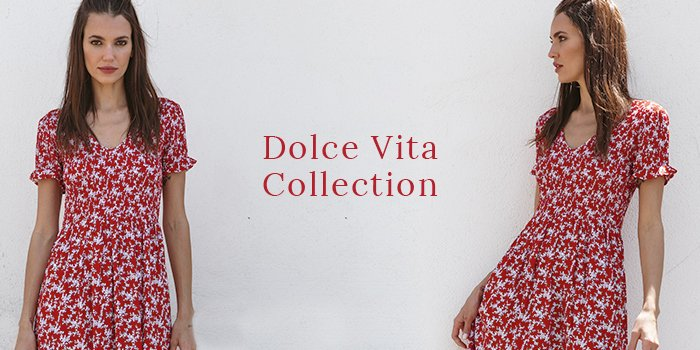 Dolce Vita Collection ❤