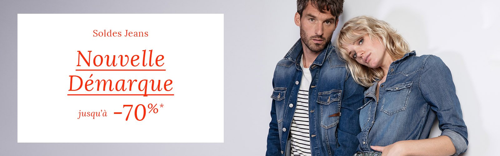 Soldes Jeans