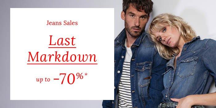 Sales Jeans