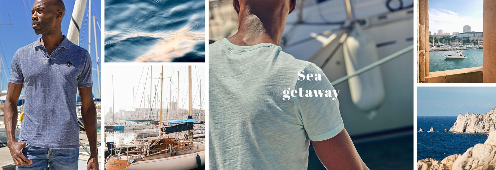 Sea getaway