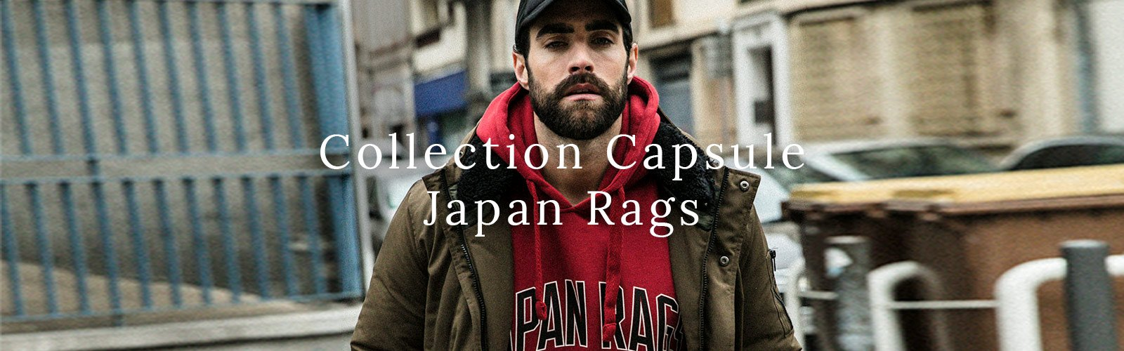 Collection Capsule Japan Rags