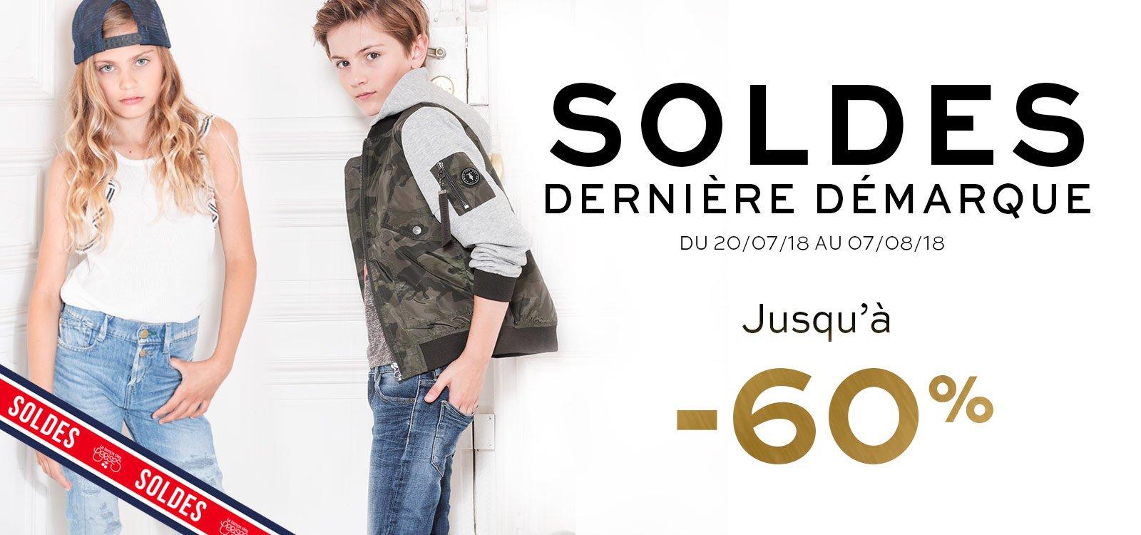Soldes Junior