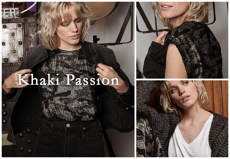 Khaki passion
