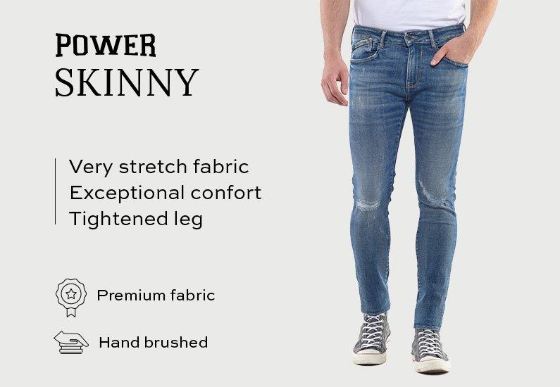 Power Skinny