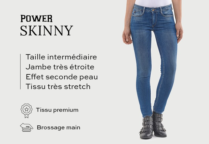 Power Skinny