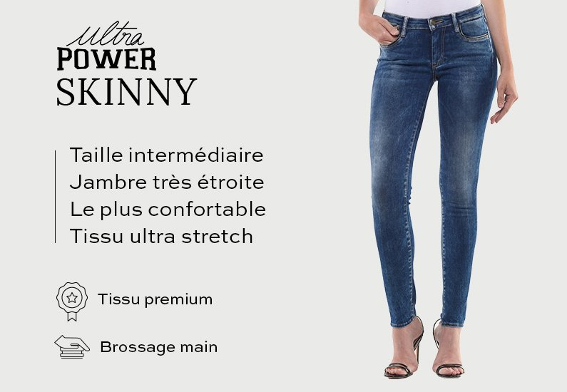 Ultra Power Skinny