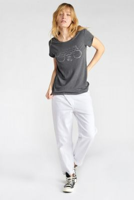 T-shirt Basitrame anthracite