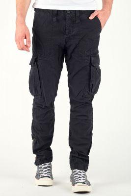 Pantalon treillis Mirado noir