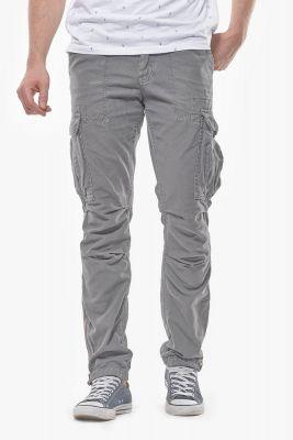 Grey Mirado cargo trousers
