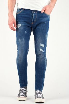 Jeans 900/15 TAPERED PANTHEON