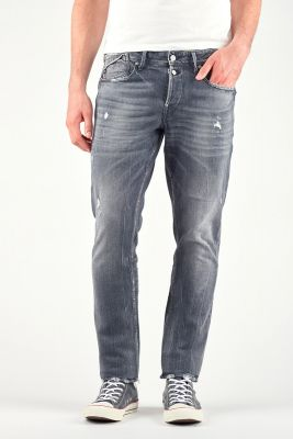 Adjusted Jeans 600/17 Grey Basic Grey