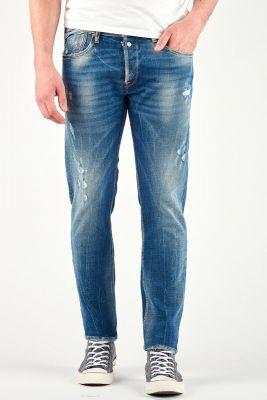 Adjusted Jeans 600/17 Heritage Blue Vintage