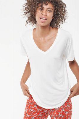 T-Shirt Lola vanille