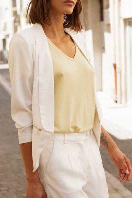 T-Shirt Lola Jaune