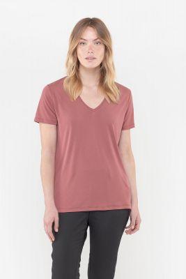 T-Shirt Lola terracota