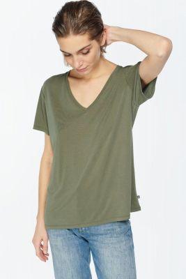 T-shirt Lola kaki clair