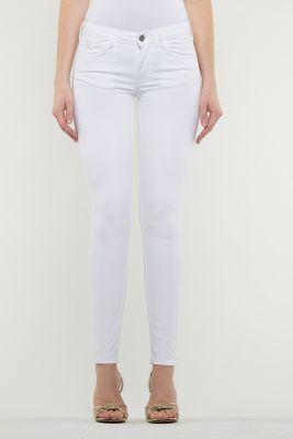 Jeans 300/16 Slim Blanc