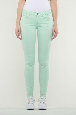 Jeans 300/16 Slim  Vert d'eau