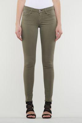 Jeans 300/16 Slim Khaki