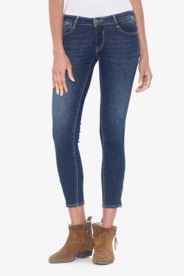 Pulp slim 7/8eme jeans bleu N°1