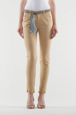 Pantalon Lidy jaune