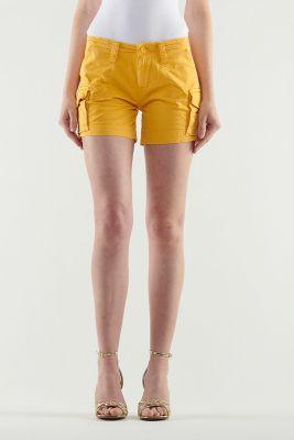 Short tokio court jaune