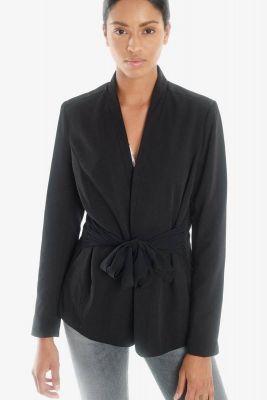 Veste Belinda noire