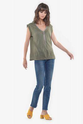 Jeans 300/02 Mel bleu