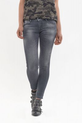 Jeans Pulp Slim Gris