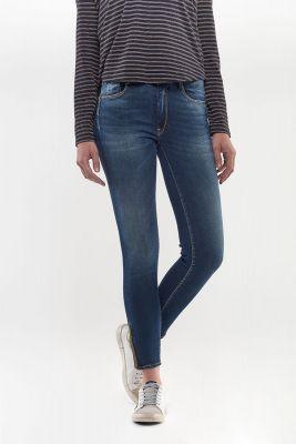 Pulp Skinny High Waist Jeans Blue