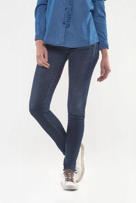 Ultra Power Skinny Jeans Black Blue