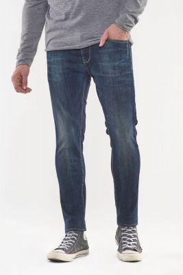 Jeans Power Skinny Bleu Moyen