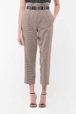 Pantalon Eria à carreaux