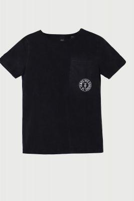 T-Shirt Blindbo noir