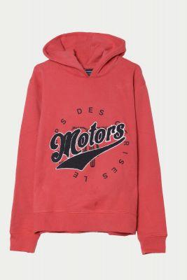 Gandybo red hoodie