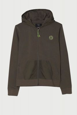 Quickbo khaki hoodie