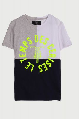 T-Shirt Tossbo tricolore