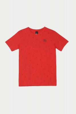 T-Shirt Wilsa rouge