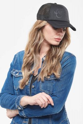 Casquette Angely noire