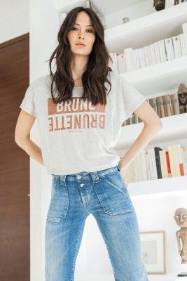 T-Shirt Blune Gris