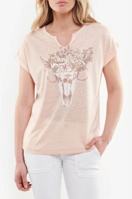 T-Shirt Coala rose poudré