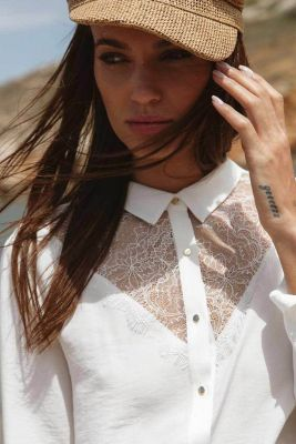 Chemise Fino blanc