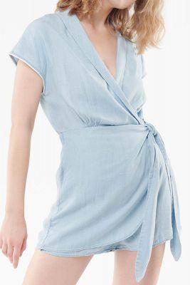 Combi-short Hissa bleue